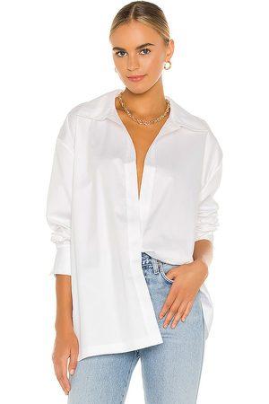 Norma Kamali Oversized Boyfriend NK Shirt in . - size L (also in XS, S, M)