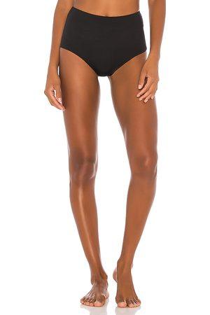 Eberjey So Solid Isla Bikini Bottom in . - size L (also in XS, S, M)