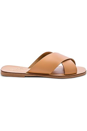 Seychelles Total Relaxation Sandal in Brown. - size 10 (also in 9.5)