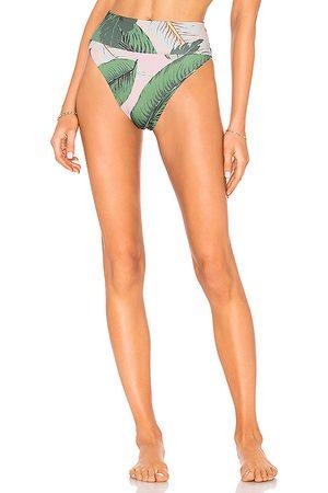 Beach Riot X REVOLVE Highway Bikini Bottom in Pink. - size L (also in S, XS, M)