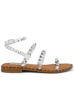 Steve Madden Travel Sandal in Tan. - size 10 (also in 6, 6.5, 7, 7.5, 8, 8.5, 9, 9.5)