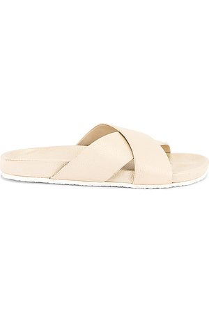 Seychelles Lighthearted Sandal in Ivory. - size 10 (also in 6, 7, 8, 9)