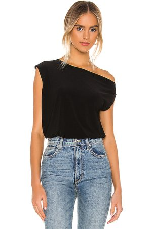 Norma Kamali X REVOLVE Drop Shoulder Top in . - size M (also in XXS, XS, S)