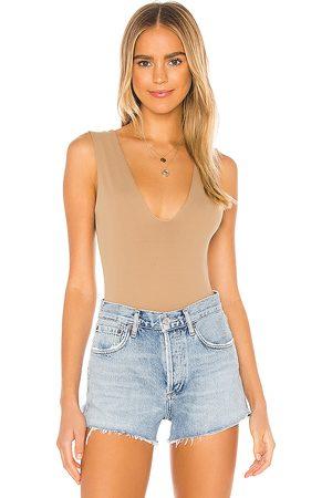 Free People Keep It Sleek Bodysuit in . - size L (also in M)