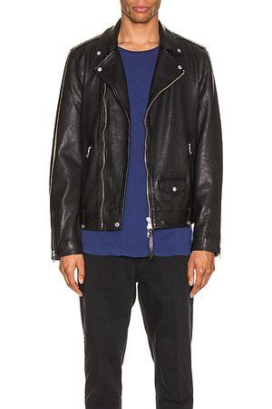 AllSaints Milo Biker Jacket in . - size L (also in M, S, XL)