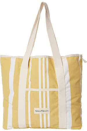 business & pleasure co. The Beach Bag in Yellow.