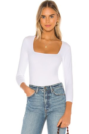 Free People Truth Or Square Bodysuit in . - size L (also in M, S)