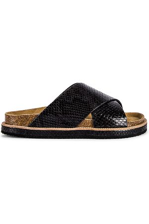 Free People Sidelines Footbed Sandals in . - size 36 (also in 39, 41)
