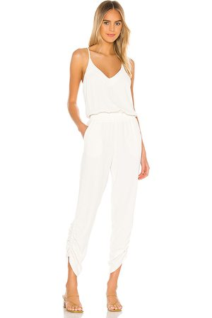 Amanda Uprichard Lowell Jumpsuit in . - size L (also in XS, S, M)