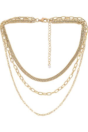 8 Other Reasons Cienega Necklace in Metallic .