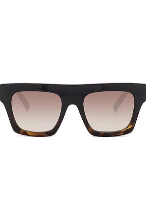 Le Specs Subdimension in Black.