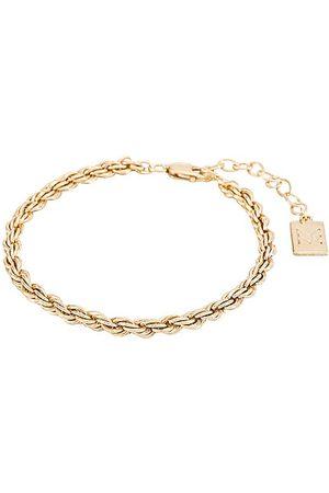 MIRANDA FRYE Stella Bracelet in Metallic .