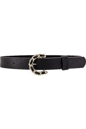 B-Low The Belt Anabella Belt in Black. - size L (also in S, M)