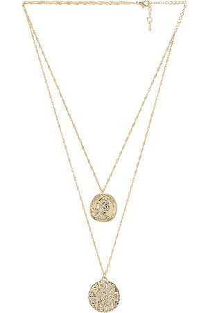 Amber Sceats X REVOLVE Athens Necklace in Metallic .