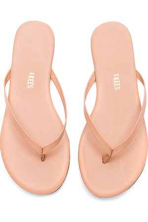 Tkees Foundations Matte Flip Flop in Brown. - size 10 (also in 6, 7, 5, 8, 9)