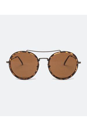 Cubus Mulher Óculos de Sol - Óculos de Sol Feminino Modelo Redondo | | | U