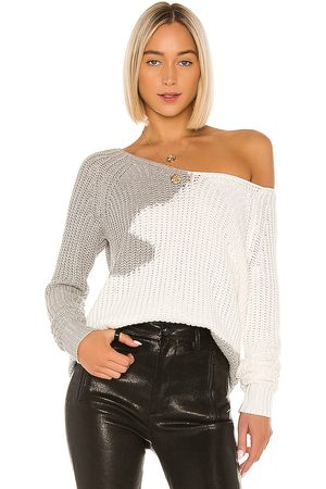 House of Harlow Mulher Pulôver - X REVOLVE Adrienne Pullover in Gray. - size S (also in XS)