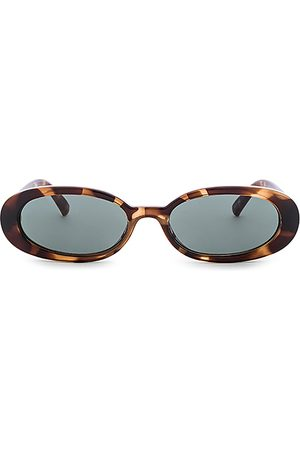 Le Specs Outta Love in Brown.