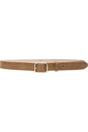 RAG&BONE Boyfriend Belt in Neutral. - size L (also in M)