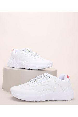 Oneself Mulher Tênis - Tênis Feminino Chunky Sneaker com Recortes