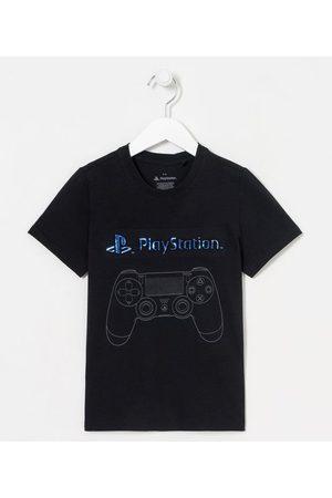 Playstation 3 Criança Manga Curta - Camiseta Infantil - Tam 5 a 14 anos | | | 7-8