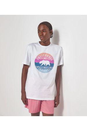 Ripping Camiseta com Estampa Califórnia | | | M