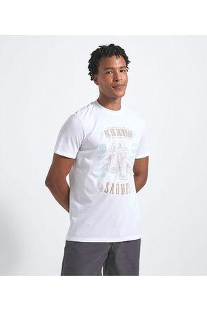 Marfinno Camiseta com Estampa Saúde | | | G
