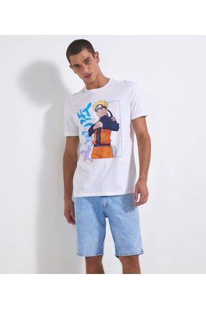 Naruto Homem Manga Curta - Camiseta com Estampa | | | PP