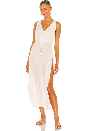 L*Space Kenzie Magic Hour Coverup in Ivory. - size L (also in M)