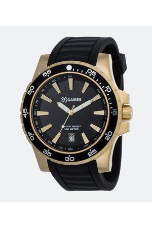 X Games Relógio Masculino XGames XMGP1001 P1PX Analógico 10ATM | | | U