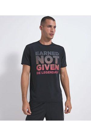 Get Over Camiseta Esportiva com Estampa Not Given | | | GG