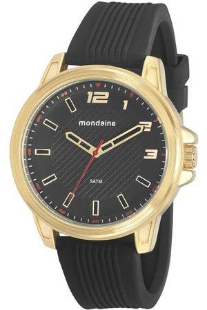 Mondaine Kit Relógio Masculino 76761GPMVDI3KA Analógico 5ATM + Brinde | | U