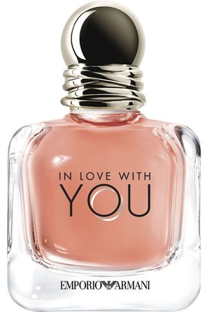 Armani Perfume Giorgio Emporio In Love With You Intense Feminino Eau De Parfum 50ml Único