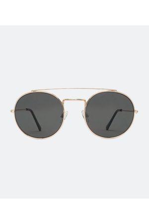 Accessories Óculos de Sol Masculino Modelo Redondo       U
