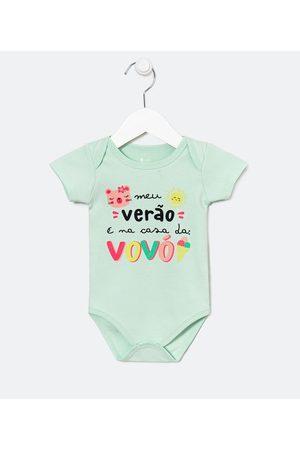 Teddy Boom (0 a 18 meses) Body Infantil Lettering Vovó - Tam 0 a 18 meses | | | 9-12M