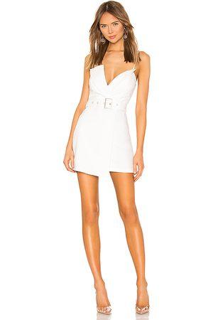 superdown Kasey Belted Blazer Dress in . - size L (also in S, XS, XXS)