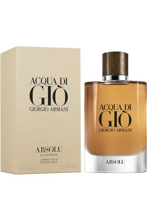 Armani Perfume Giorgio Acqua Di Gio Absolu Masculino Eau de Parfum 125ml Único