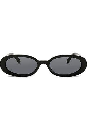 Le Specs Outta Love in Black.