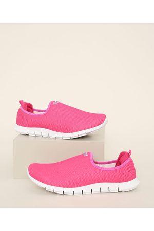 Actvitta Tênis Feminino Act Vitta Knit Pink
