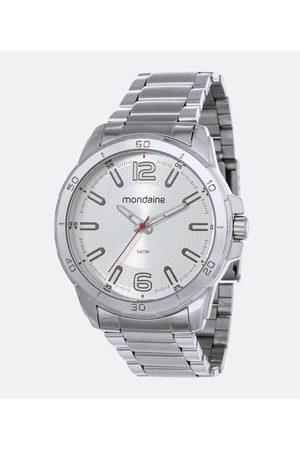 Mondaine Kit Relógio Masculino 53791G0MVNE2KA Analógico 5ATM + Carteira | | | U