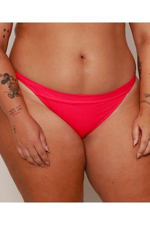 Suncoast Biquíni Calcinha Plus Size Tanga com Proteção UV50+