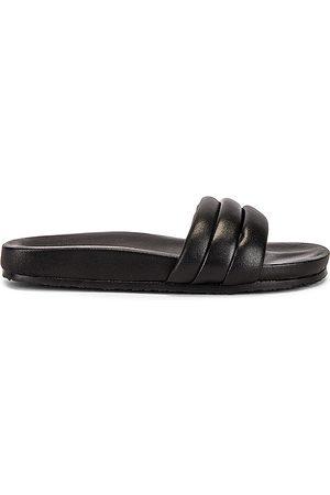 Seychelles Low Key Sandal in Black. - size 10 (also in 6, 7, 8, 9)