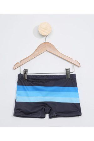 PALOMINO Menino Short de Banho & Sunga - Sunga Infantil Boxer com Listras Proteção UV50+