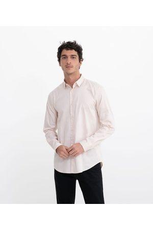 Request Homem Camisa Manga Comprida - Camisa Slim Manga Longa Satin | | | P