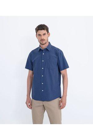 Preston Field Camisa Manga Curta Xadrez | | | 04