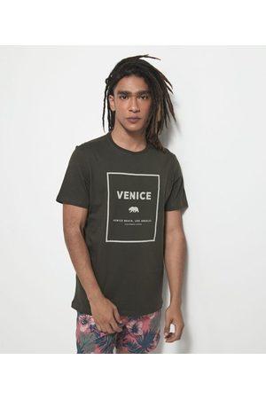 Ripping Camiseta Manga Curta com Estampa Califórnia | | | P