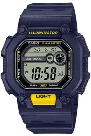 Casio Homem Pulseiras - Relógio Masculino W 737H 2AV DF Digital 100M | | U
