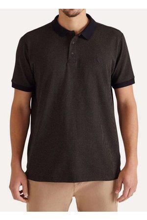 Reserva Homem Camisa Formal - Polo Pois Maquinetada