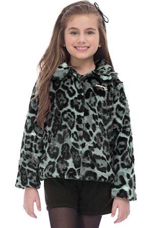 Hello Kitty Menina Jaquetas - Casaco de Pelo Infantil