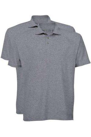 Basicamente Homem Camisa Formal - Kit de 2 Camisas Polo Masculinas